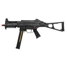 Ares AEG Submachine with EFCS Gearbox (ARES-SMG-001 - Black)
