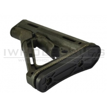 CTR Stock for the M4/M16 Rifle (Green)