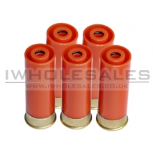 Pack of 5 Shells for the PPS M870 Shotgun (Gas Shells)