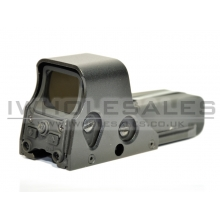 Scope 552 Red and Green Holographic Sight (Black)