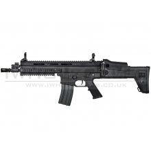ISSC by Classic Army MK16 MOD Sports Line with Mosfet (Black - CA-SP102P-T)