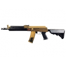 Golden Eagle M-Style AK AEG (Tan - 6831 - Inc. Battery and Charger)