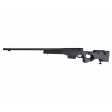 Well G96a L96 Sniper Rifle Folding Stock (Gas Powered - Black)
