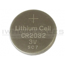 Big Foot Heat Lithium Battery CR2032 (Torch/Lasers Etc.)