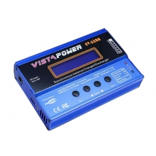 WE Charger for LiPO and NiMH Series (Synchronous Balanced - Charger/Discharger)