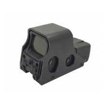 CCCP 551 Scope with Red and Green Holographic Sight (Color Box - Black)