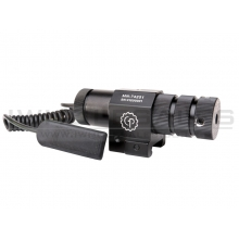Crosman Centerpoint Green Laser Pointer with Weaver RIS and Pressure Pad