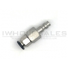 Classic Army HPA  Adaptor for Micro Gun (6mm Push Fit)