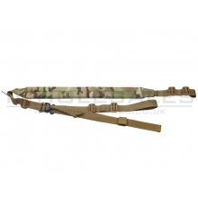Big Foot Rapid Adjustment Two Point Weapon Sling (Multicam)