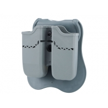 Big Foot 17 Series Double Magazine Pouch (OD)