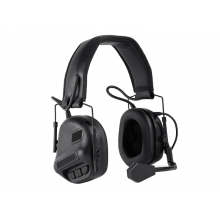 Big Foot Fifth Generation Sound Pickup and Noise Reduction Headset Simulator (Head Wearing - Black)